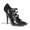 SEDUCE-453 Black Patent